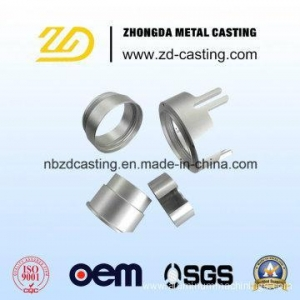 China Customized China Foundry Aluminum Alloy Die Casting for Oil Cylinder on sale
