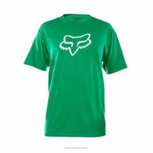 China Legacy Fox Head Green Tee on sale