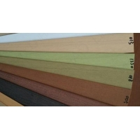 replacement wood slats, window blind component