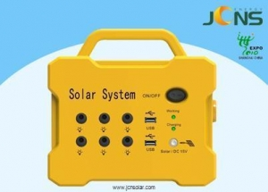 China small solar home system with FM on sale