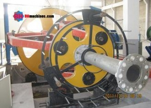 China Laying up Machine Wire and Cable Machinery 1+1+3 Core Laying-up Machine 1600 MM   BH Machines on sale