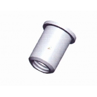 China Flat head riveted nuts—FHRN on sale
