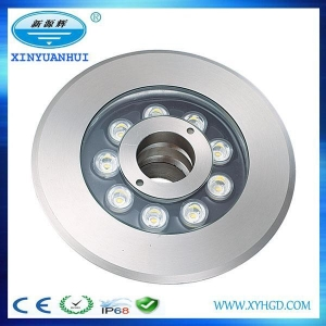 China High Performance Full Color LED RGB Pool Lights For Fountains on sale