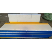Ice skating rink, Customized hdpe hockey board, Anti-UV stabilizer hdpe Ice Rink Barrier