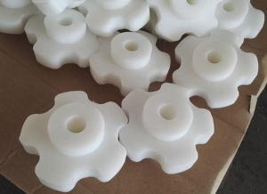 China Color size OEM CNC UHMWPE parts with high quality on sale