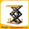 China China 1Ton hydraulic stationary scissor lift platform price for sale