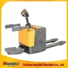 China 2T Standing Hydraulic Jack Electric Pallet Truck for sale