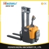 China Brand new material handling equipment electric counter balance stacker for sale