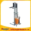 China HAIZHILI Semi-Electric Stacker for sale