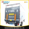 China Chinese manufacture used popular 1.5T hydraulic forklift truck tail lift for sale