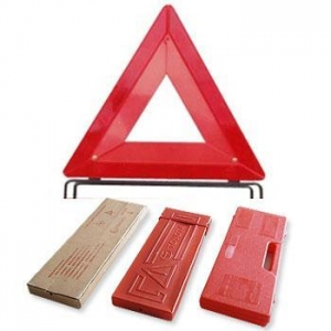 China Emergency warning triangles on sale