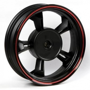 China Motorcycle Aluminum Wheel QSM13-35DU01R-CPR on sale