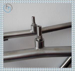China Titanium 6al4v Screw Parts For Racing Bike Frame on sale