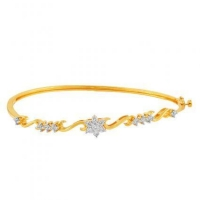 NAKSHATRA DIAMOND BANGLE NBC152