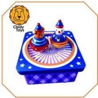 Wooden Music Box 1 pcs for Kids