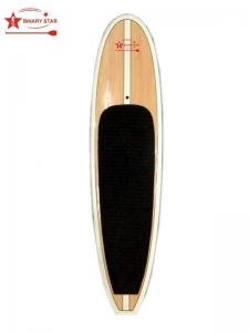 China Stand up paddle board/Surfboard Epoxy wooden board on sale