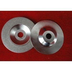 China Electroplated Diamond Grinding Cup Wheel for Glass on sale