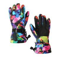 China Warmest Ski Gloves Supplier Waterproof Snow Gloves for Mens Women Skiing Gloves SG06 on sale