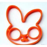 China New Silicone Egg Pancake Rings Tool Rabbit Shaped on sale