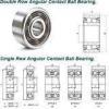 China (Double Row) Angular Contact Ball Bearing for sale