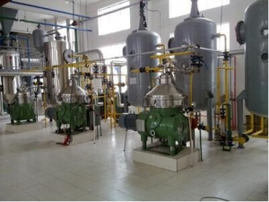 China Palm Oil Refining Machine on sale
