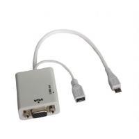 China Samsung MHL Cable,mini usb to vga adapter on sale