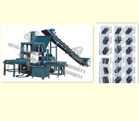 China Pavement Brick and Concrete Block Making Machine on sale