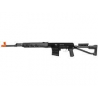 China Aftermath Dragunov Airsoft Sniper Rifle, Black on sale