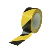 Yellow Black Red White Red Green Safety Custom PVC Warning Caution Tape