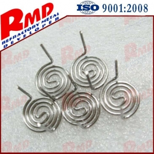China High Purity 99.95% Tungsten Filament Wire Heater Coil Wire Heating Resistance Wire on sale