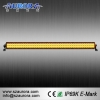 China High Quality and Waterproof AURORA 40inch Amber Car Lights LED Fog Light Bar for sale