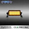 China High Brightness AURORA 6inch Amber Fog Lights Amber Colored Lights for sale