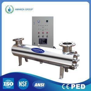 China Automatic cleaning Ultraviolet (UV) lamps purification systems on sale