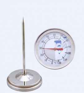 China Large Dial Meat Thermometer LBT-6B on sale