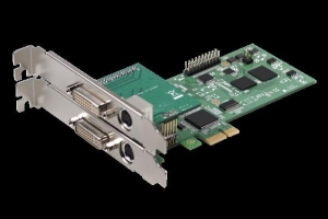 China HD Video Capture Cards Loop-Through Output HDMI,DVI,VGA, Components,AV, S-Video on sale