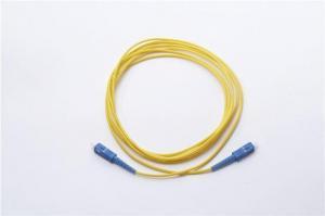 China Sc-Sc Single Mode Fiber Optic Patchcord (FTTH CATV) on sale