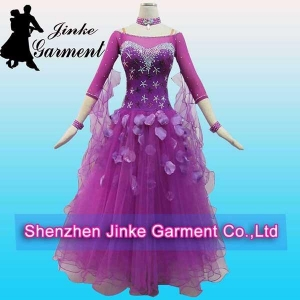 China HA0126 Ballroom dance attire on sale