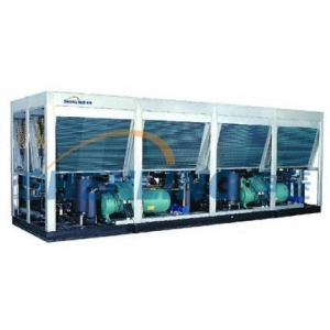 China Free cooling air-cooled chiller on sale