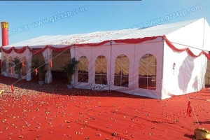 China Special large warehouse tent on sale
