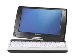China Lenovo - 10.1 IdeaPad Netbook Tablet - 1GB Memory - 250GB Hard Drive - Black on sale