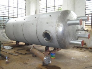 China New Style Water Storage Horizontal Cylindrical Tank on sale