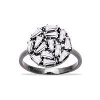 China Factory Direct Wholesale Jewelry Ring With Austrian Crystal Jewerly