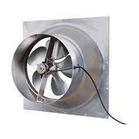 China 24 Watt Solar Powered Attic Fan Gable Vent on sale