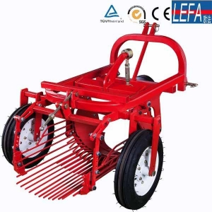 China Cheap Agricultural Tractor 3 Point Two-row Potato Planter for Sale on sale