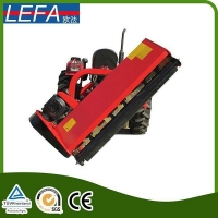 Small Farm Tractor PTO Driven Mid-heavy Verge Flail Mower