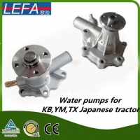 China Yanmar Tractor Water Pumps YM1610 for Japanese Engine Parts on sale