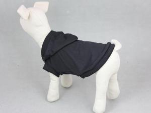 China Black Blank Dog Hoodie T-Shirt FD028C on sale