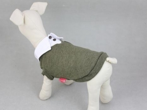 China Simple Style Warm Dog Shirt Clothes C-1605-b on sale