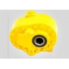 China Standard Size Transmission Pto Hydraulic Pump Caterpillar Yellow For CAT Gear Oil Pump for sale