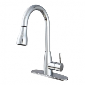 China CUPC Modern Pull Down Faucets for Kitchen Sink on sale
